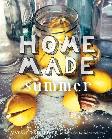 Home Made Summer Book