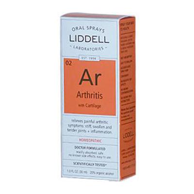 Homeopathic Arthritis Spray - 1 fl oz