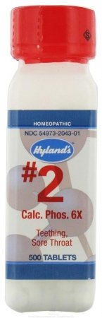 Hyland Homeopathy 56402 Calc Phos 6x Cell Salts