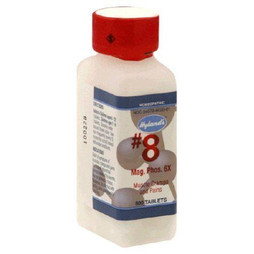 Hyland Homeopathy 56408 Mag Phos 6x Cell Salts