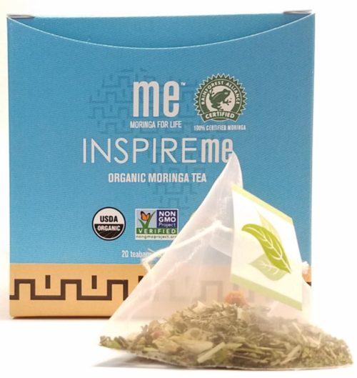 INSACHET20 Moringa INSPIRE sachets - 20 tea bags