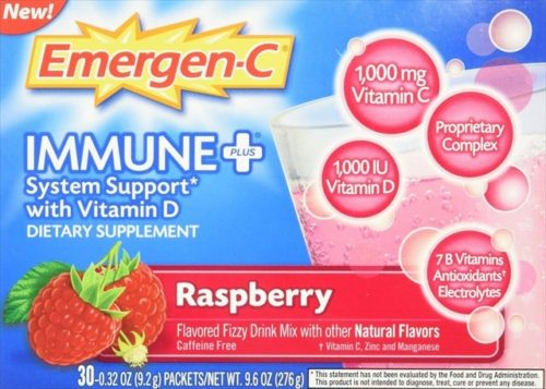 Immune Plus, Raspberry