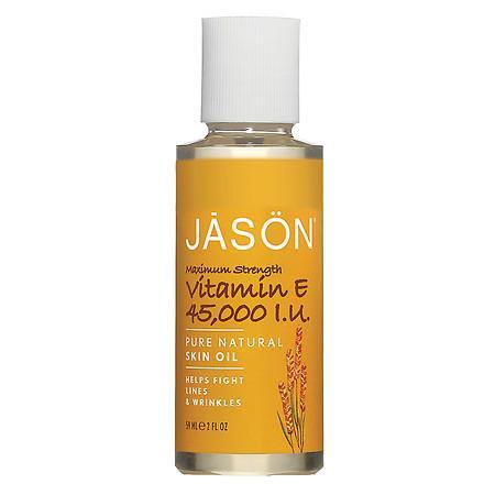 JASON Vitamin E 45,000 IU Pure Beauty Oil - 2.0 fl oz