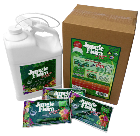 JFXK Jungle Flora Extreme Plant Food, 4.20 oz