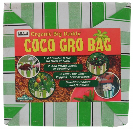 JSBD Big Daddy Organic Coco Gro Bag