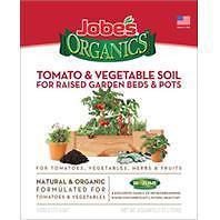 Jobes Soils 972133 8 qt Potting Mix Tomato & Veg