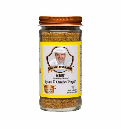 KHFM00059995 Lemon & Cracked Pepper, 2 oz
