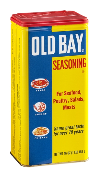 KHFM00063626 Seasoning for Seafoods Poultry Salads Meats, 16 oz