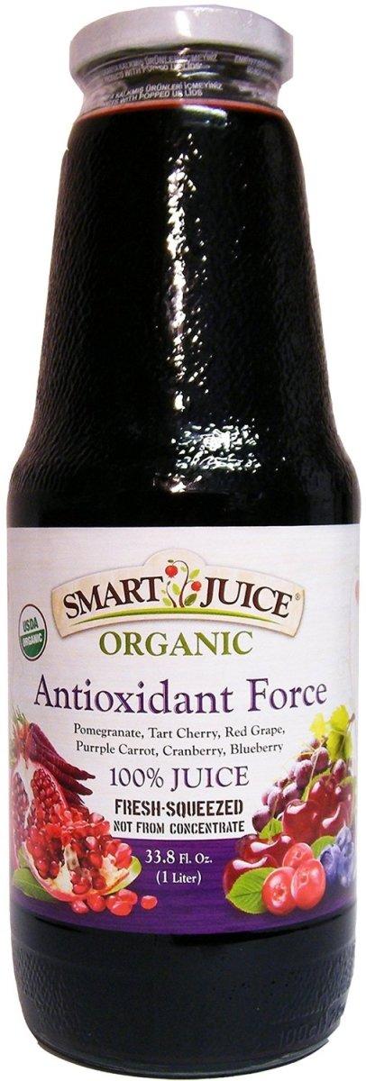 KHFM00138347 Organic Antioxidant Force 100 Percent Juice, 33.8 oz