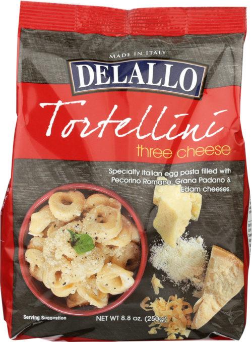 KHFM00253686 8.8 oz Three-Cheese Tortellini Pasta