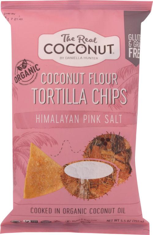 KHFM00309566 Chip Tortilla Flour Coconut Hl S - 5.500 oz