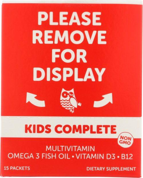KHFM00311929 Vitamin Kids Complete, 15 Piece