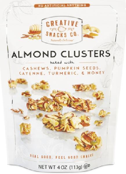 KHFM00327476 Almond Cluster Cashew Nut, 4 oz
