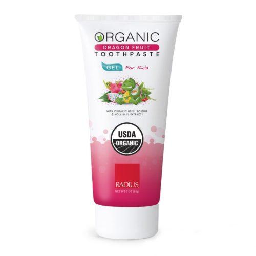KHFM00327652 Childrens Dragon Fruit Gel Toothpaste - 3 oz