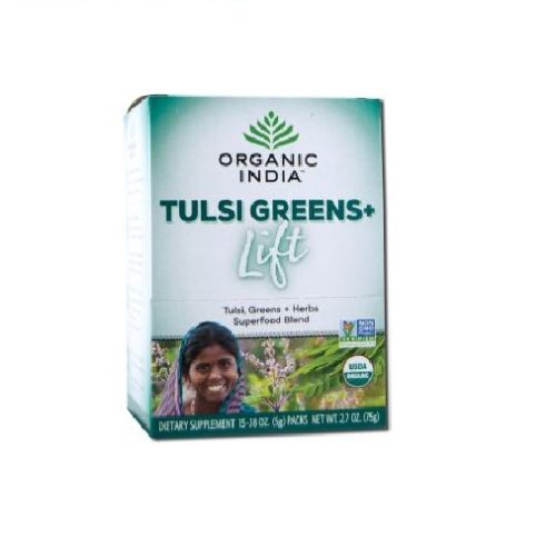 KHFM00327702 Tulsi Greens Lift Box, 15 Bags