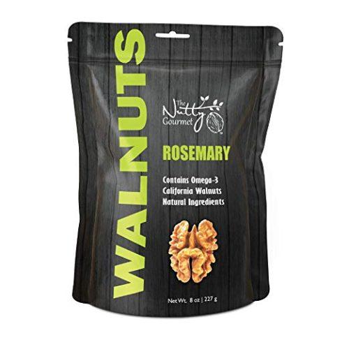KHFM00329865 Rosemary Flavored Walnuts, 8 oz