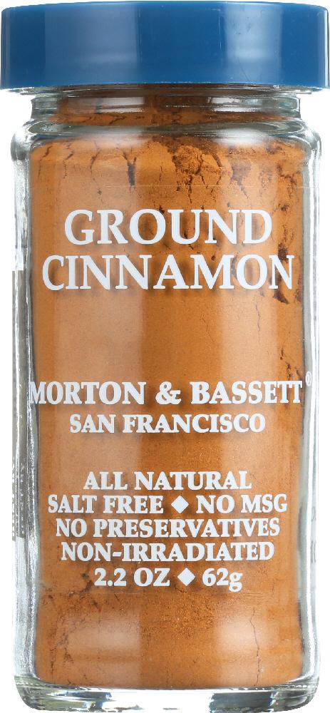 KHFM00560318 Ground Cinnamon, 2.7 oz