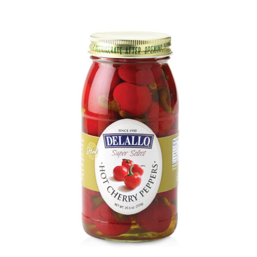 KHLV01199058 Red Hot Cherry Peppers, 25.5 oz