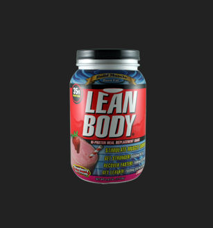 LABRLNBJ2.47STRAPW Lean Body Jug 2.47lb Strawberry Ice Cream