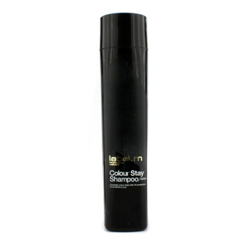 Label.M 159483 10.1 oz Colour Stay Shampoo Combats Colour Fade with UV Protection