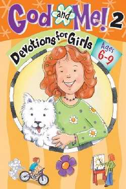 Legacy Press - Rainbow Publisher 030554 God And Me V2 Devotions For Girls Ages 6 9