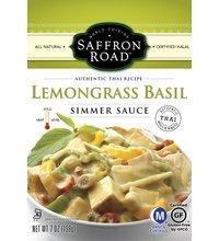 Lemongrass Basil Simmer Sauce 7 Oz -Pack of 8