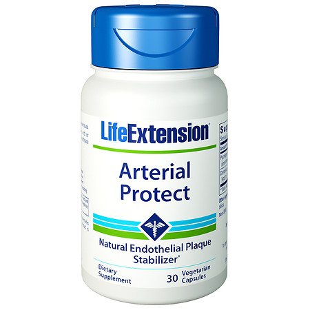 Life Extension Arterial Protect - 30.0 ea