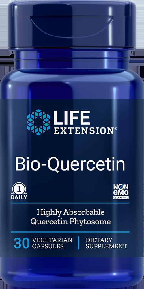 Life Extension Bio-Quercetin (30 Vegetarian Capsules)