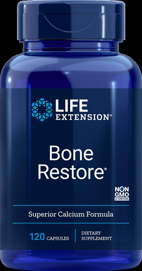 Life Extension Bone Restore (120 Capsules)