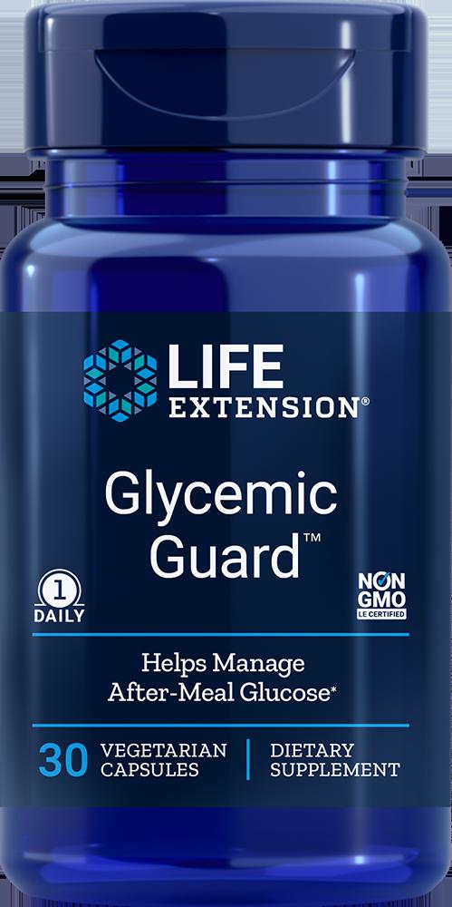Life Extension Glycemic Guard™ (30 Vegetarian Capsules)