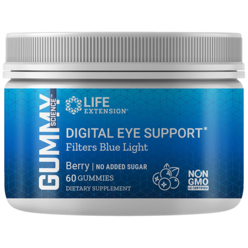 Life Extension Gummy Science Digital Eye Support*, 60 gummies