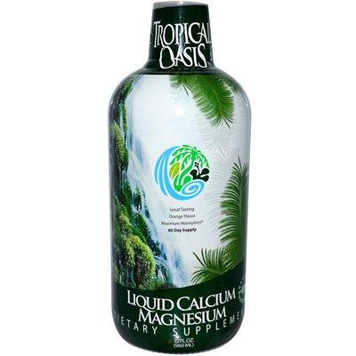 Liquid Calcium Magnesium Orange - 32 fl oz