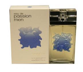 amedpfo25s 2.5 oz Eau De Passion Eau De Toilette Spray for Men