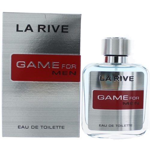 amgfmlr34s 3.4 oz Game Eau De Toilette Spray for Men