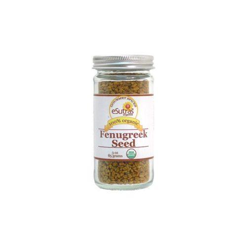eSutras 14A4404 Organic Fenugreek Seed Pack