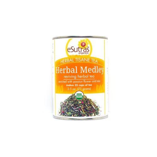 eSutras 173103 Herbal Medley Tea, 3 oz