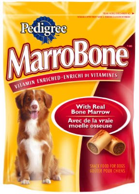 10046 24 oz. Marrobone Dog Snack, Pack Of 8