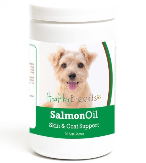 192959017397 Norfolk Terrier Salmon Oil Soft Chews - 90 Count