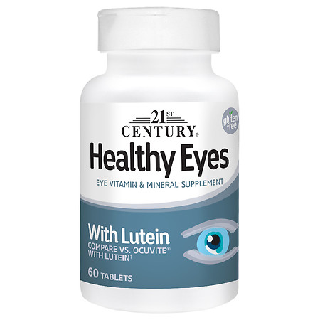 21st Century Healthy Eyes with Lutein - 60.0 ea