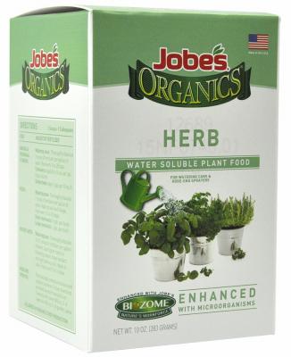 231243 10 oz Organics Herb Powder Fertilizer