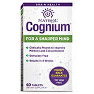 231595 60 Tablets Brain Vitality & Anti Aging Cognium