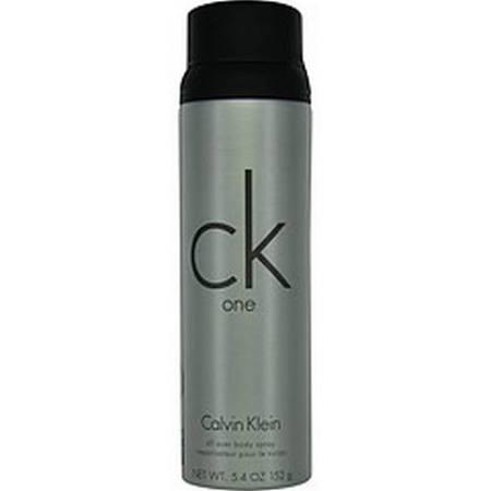 275504 5.4 oz CK One Body Spray