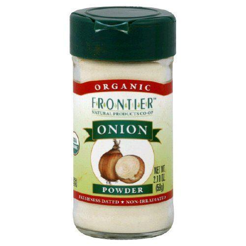 28422 Organic White Onion Powder