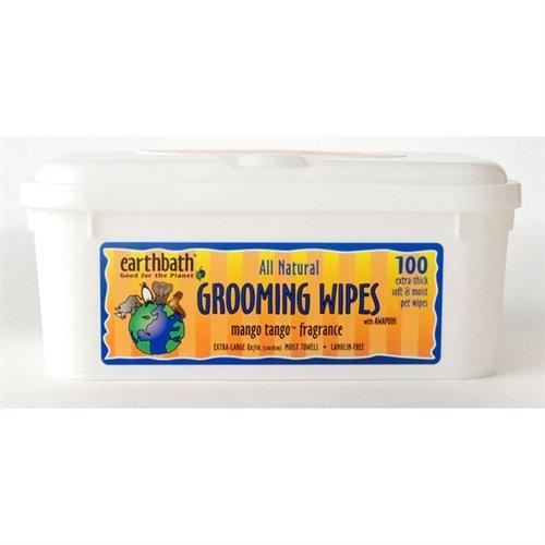 602644023027 Grooming Wipes Mango Tango 100 ct