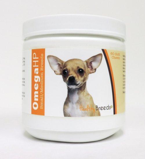 840235104728 Omega-3 Fatty Acids Skin & Coat Soft Chews
