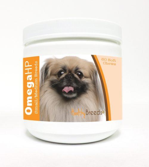 840235112068 Omega-3 Fatty Acids Skin & Coat Soft Chews