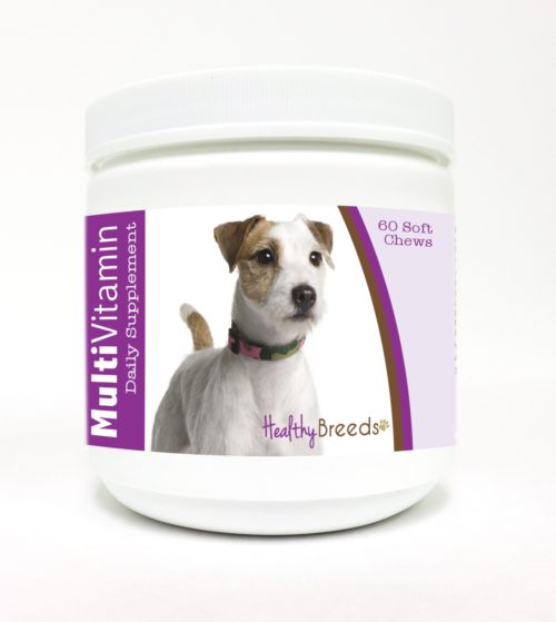 840235112846 Parson Russell Terrier Multi-Vitamin Soft Chews - 60 Count