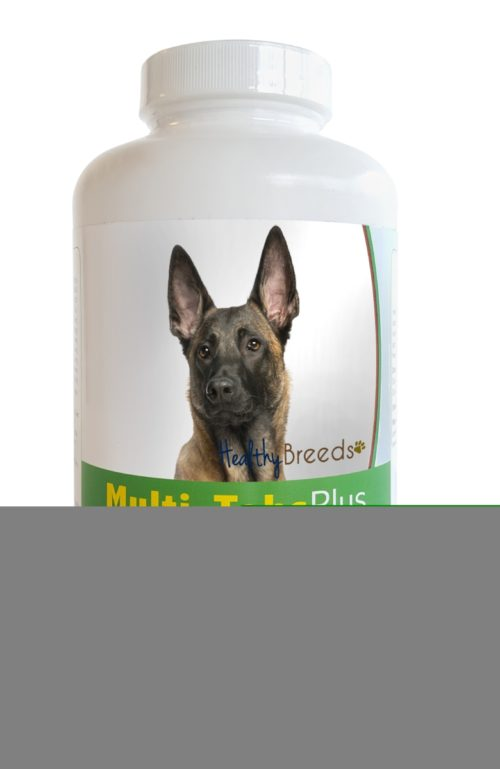 840235139805 Belgian Malinois Multi-Tabs Plus Chewable Tablets - 180 Count