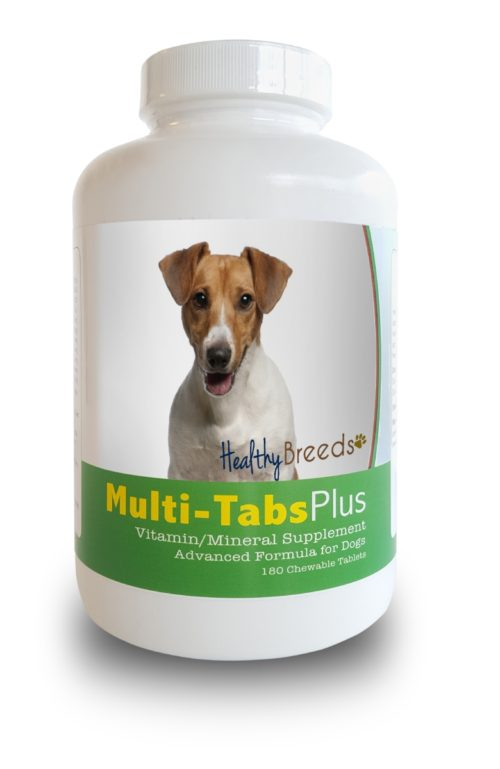 840235140344 Jack Russell Terrier Multi-Tabs Plus Chewable Tablets - 180 Count