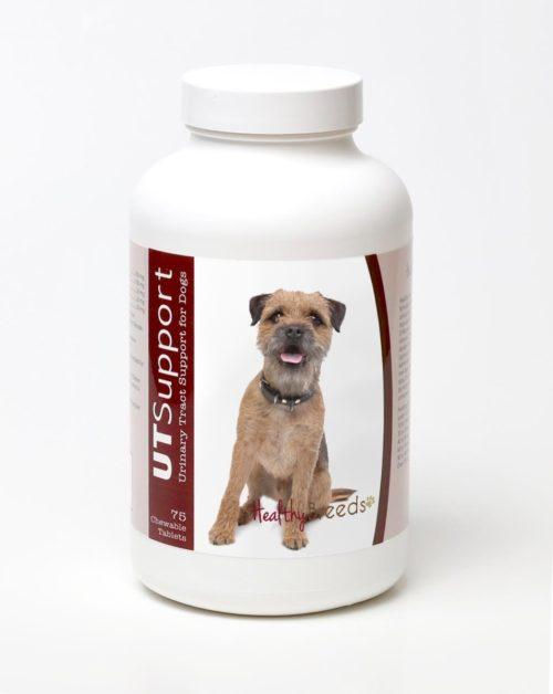 840235143819 Border Terrier Cranberry Chewables - 75 Count